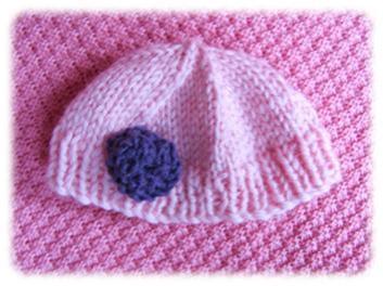 Knit Doll Hat - Handwork Homeschool