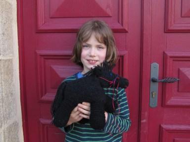 Handwork Homeschool - Knit Horse